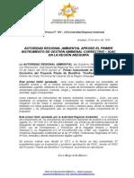 BOLETIN DE PRENSA 003 - 2014 -Aprobación IGAC