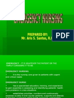 Copy of Emergency Nursing