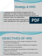Business Strategy & HRD