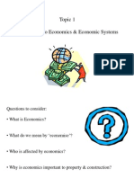 Basic Concept of Economics