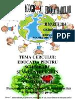 Educatia Ecologica