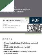 00 RPKPS Praktikum Material Jalan