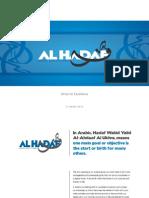 Al Hadaf Annual Goals Planner