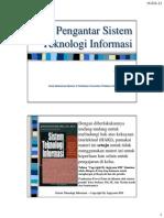 Bab 1 Sti Jogi Pengantar Sistem Teknologi Informasi