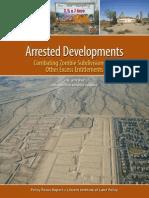 Arrested Developments
