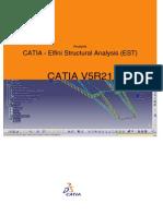 CATIA - Elfini Structural Analysis (EST)