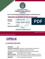 ARANCEL DE ADUANAS - CAPÍTULO 86
