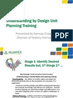 ubd presentation