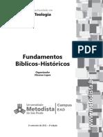 Fundamentos biblicos-historicos