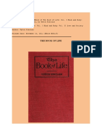 The Book of Life (Upton Sinclair)