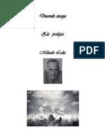 Zlo Proljece -Mihailo Lalic
