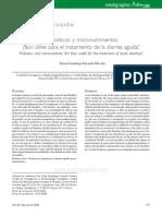 Probioticos y Micronutrientos
