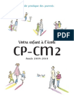 Guide Parents Cp Cm2