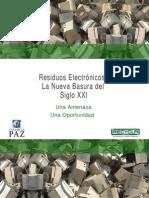 Residuos Electronicos La Nueva Basura Del Siglo XXI