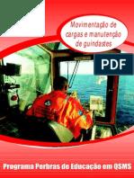 Cartilha - Perbras - Movimentação de cargas e manutenção de guindastes