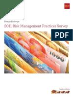 FX Survey Summary 2011