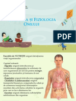 Lectia 2 - Anatomie Si Fiziologie
