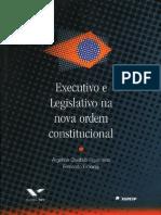 LIMONGI e FIGUEIREDO - presid. de coalizão e poder legislativo - cap 1 e 2
