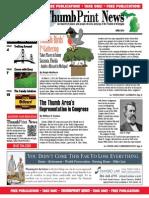ThumbPrint News April Edition