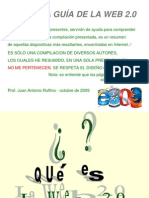 CATALOGO WEB 2.0