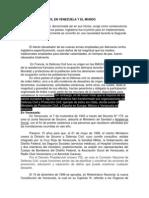 LA PROTECCIÓN CIVIL EN VENEZUELA
