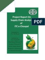 ITC eChoupal Report_Gr 1_OSCM