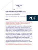 Almeda vs Court of Appeals 78 SCRA 194 (1977)