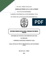 ESTUDIO HIDROLOGICO EN EL DRENAJE DE OBRAS VIALES.doc