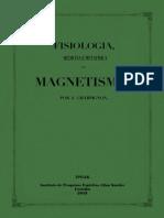 Fisiologia, Magnetismo e Metafisica Do Espiritismo - Dr. Charpignon