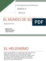 EL MUNDO DE SOFÍA total - 2da parte