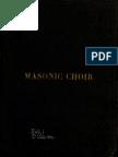 Masonic Choir (1864)
