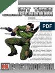 Postmodern - Talent Tree Compendium