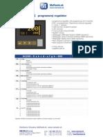 Ht200 PID Programovy Regulator