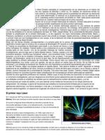 La Historia Del Rayo Laser
