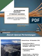 Reklamasi Tambang PTFI ITATS 2010