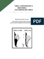 HISTORIA CARTOGRÁFICA RESUMIDA DE LOS LÍMITES DE CHILE