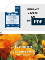 Jornada sobre Portales de Comunicación Interna