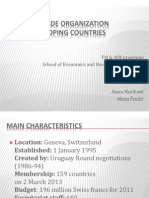 WTO and Developing Countries - FINAL (1)