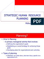 3. Strategic HR Planning