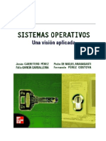 CARRETERO Jesus - Sistemas Operativos Libro