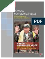 Farc - Biografia de Manuel Marulanda
