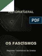 Regimes Totalitarios