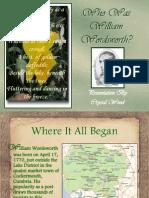 Wordsworth Presentation