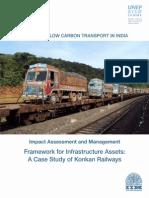 Konkan Railway ImpactAssessment - IIMA