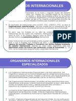 Clase 4 Directrices, Procedimietnos y Politicas de Organismos Internacionales
