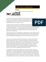 30-03-2014 El Redactor - GRILLA POLÍTICA.