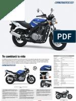 Manual Motor GS500 K7
