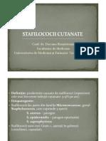 STAFILOCOCII CUTANATE
