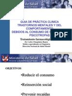 tratamiento farmacologico 2010