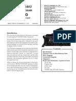 Manual Tecnico Yaesu_FT-450